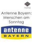 Antenne Bayern Menschen am Sonntag