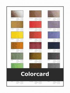 Colour Card nanai